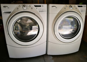 Whirlpool Duet Washer and Electric Dryer matching set $565