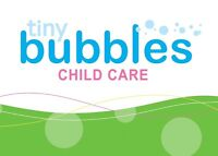 Home Daycare Tiny Bubbles