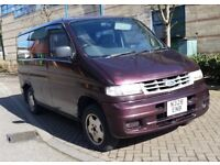 FORD FREDA – MAZDA BONGO 2.5 TD AUTO 1995 Ideal for Camper Conversion.