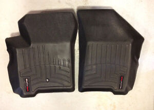 Dodge Journey WeatherTech Floor Mats