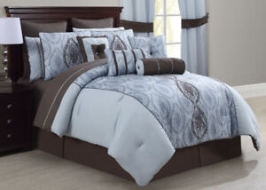 Harlow 30pc Bedroom Super Set - Cal. King, New