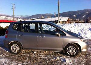 2008 Honda Fit DX MT