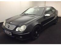 MERCEDES C230 1.8 K SE COUPE AUTO 2005 > XMAS SALE PRICE OFFER < LOOKS GREAT