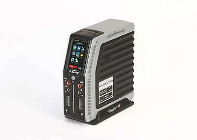 Ladegerät Polaron Pro Silber 500W / 30W S2003 12-24V Lader / Entlader 14 LiPo