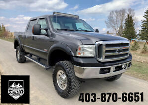 2005 Ford F-250 XLT Diesel **212KM, BULLET PROOFED**