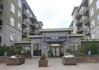 Concrete Building 2 bedrooms for rent at Clareview LRT Station