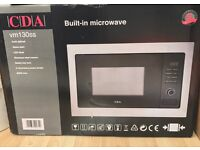 VM130SS Built in microwave oven