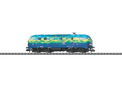 Trix 16285 Diesellok 218 418-2 der DB AG mit Digital-Decoder DCC #NEU in OVP online kaufen