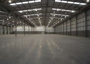 WAREHOUSE SPACE REQUIRED