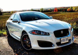2012 SUPERCHARGED JAGUAR XFR 510HP (MINT CONDITION FULLY LOADED)