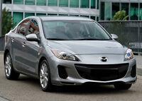 2013 Mazda Mazda3 base SkyActiv Sedan