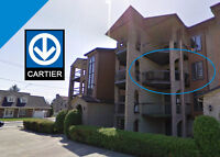 BIG / QUIET 4 1/2, 5m Metro Cartier, Large balcony, Economic
