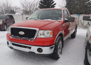 2007 Ford F-150 XLT HARD WORKING and BEAUTIFUL!
