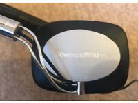 Bowers and Wilkins P5 mobile hifi headphones (wired)