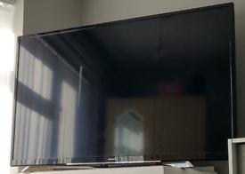 "HITACHI 50"" 4K SMART TV"