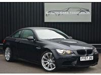 BMW M3 4.0 V8 Manual Coupe * Jerez Black + Bamboo + EDC + High Spec