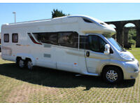 2014 Swift Kontiki 659 Fixed Rear Bed and End Washroom Motorhome