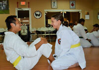 Adult Karate Classes! Register NOW!!!
