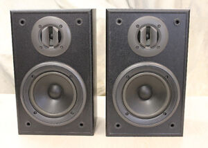 Technics SB LV110 Bookshelf Speakers
