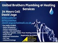 United Brother plumbing &Heating