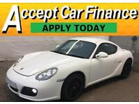 Porsche Cayman S FROM £124 PER WEEK!