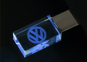 USB Flash 16 GB, logo Volkswagen.