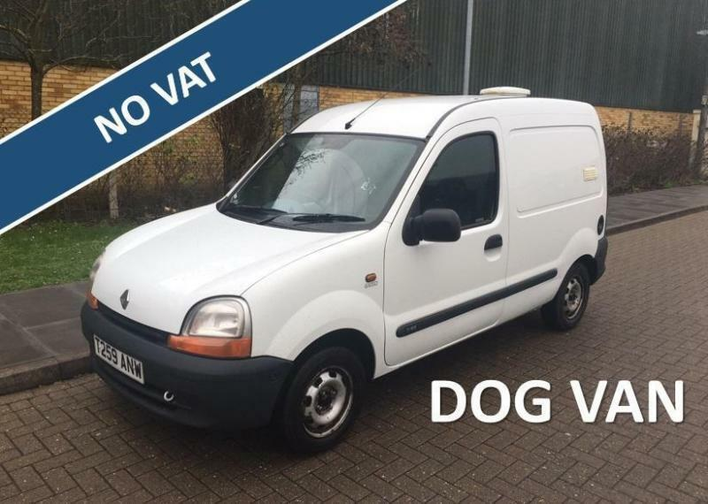 Renault Kangoo 865 19D DOG VAN Rear Cages Air Vent