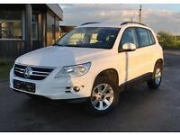 LHD 2010 Volkswagen Tiguan 2.0TDI ( 140HP ) 4X4, DIESEL, LEFT HAND DRIVE