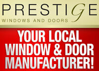 Prestige Window and Door – Energy Efficient Doors and Windows
