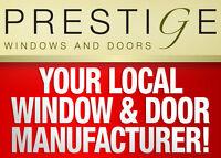 Prestige Window and Door – Energy Efficient Doors and Windows