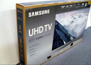 Open-box Samsung un65MU9000 4K UHD TV - 1 YEAR WARRANTY