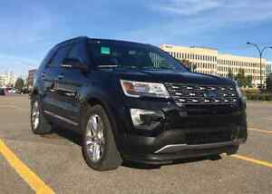2016 Ford Explorer LIMITED, Navi, AWD, Mags, Dual Moonroof VUS