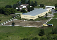 Equestrian Center - 65 Airport Road, Stirling