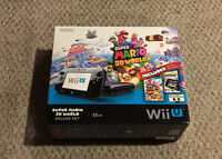 LIMITED EDITION SUPER MARIO WORLD 3D BUNDLE WITH 5 GAMES