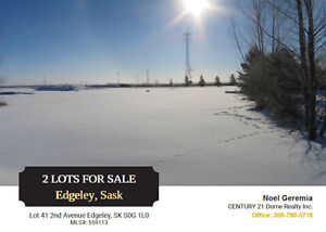 Lot 42, 1st Ave - Edgeley SK
