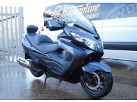 2012 - SUZUKI BURGMAN 400, EXCELLENT CONDITION, £3,500 OR FLEXIBLE FINANCE