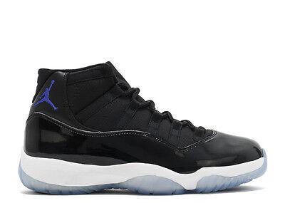 Nike Air Jordan 11 Retro XI Space Jam Black 378037-003