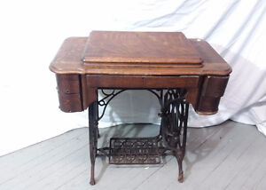 Antique Sewing Cabinet Only