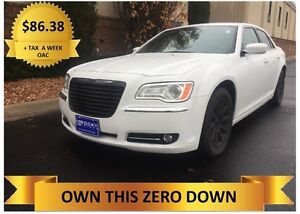 2014 Chrysler 300  ONLY $86.38 + TAX A WEEK - OAC