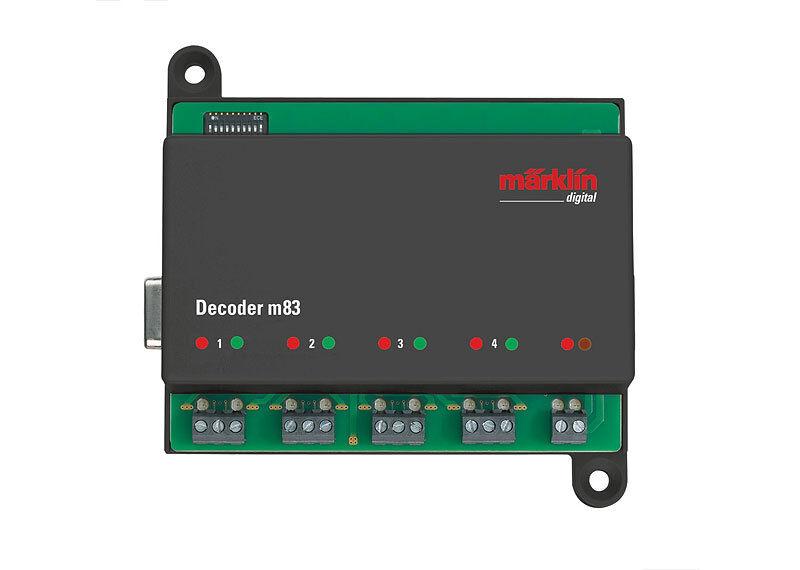Märklin 74462 Einbau-Digital-Decoder Neuware