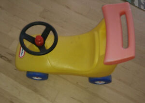 Little Tikes toddler ride-on, good condition