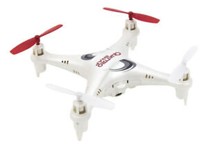 LiteHawk Quattro Snap RC Drone with Camera