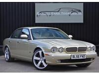 2007 Jaguar XJR 4.2 V8 Supercharged *Massive Rare Spec + Sovereign Interior*