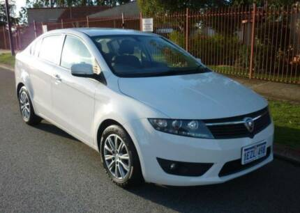 2016 Proton Preve GX CVT Auto Sedan Wilson Canning Area Preview