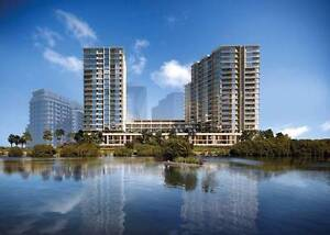 1 Bed Unit with Stunning Waterview in WolliCreek near University Newington Auburn Area Preview
