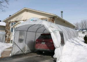 location d abri d auto et installation et demontage LEBON