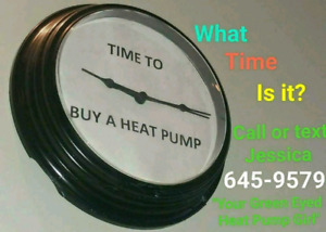 Brrrrr shes getting cold outside!!! FREE HEATPUMP QUOTE