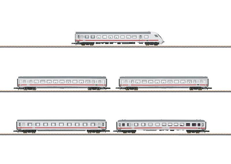 Marklin 87756 Z Intercity Car Set with 5 Cars