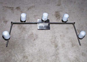 """IKEA  CESIUM ""  5 LED Spot Light Fixture"