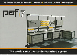 Workbenches and Modular Storage Systems